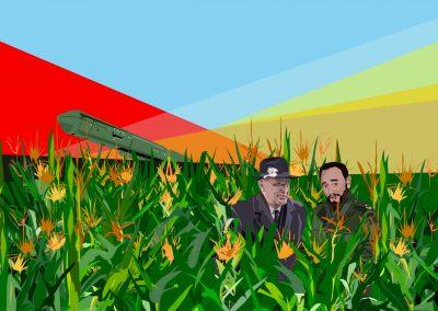 Castroval a kukoricásban