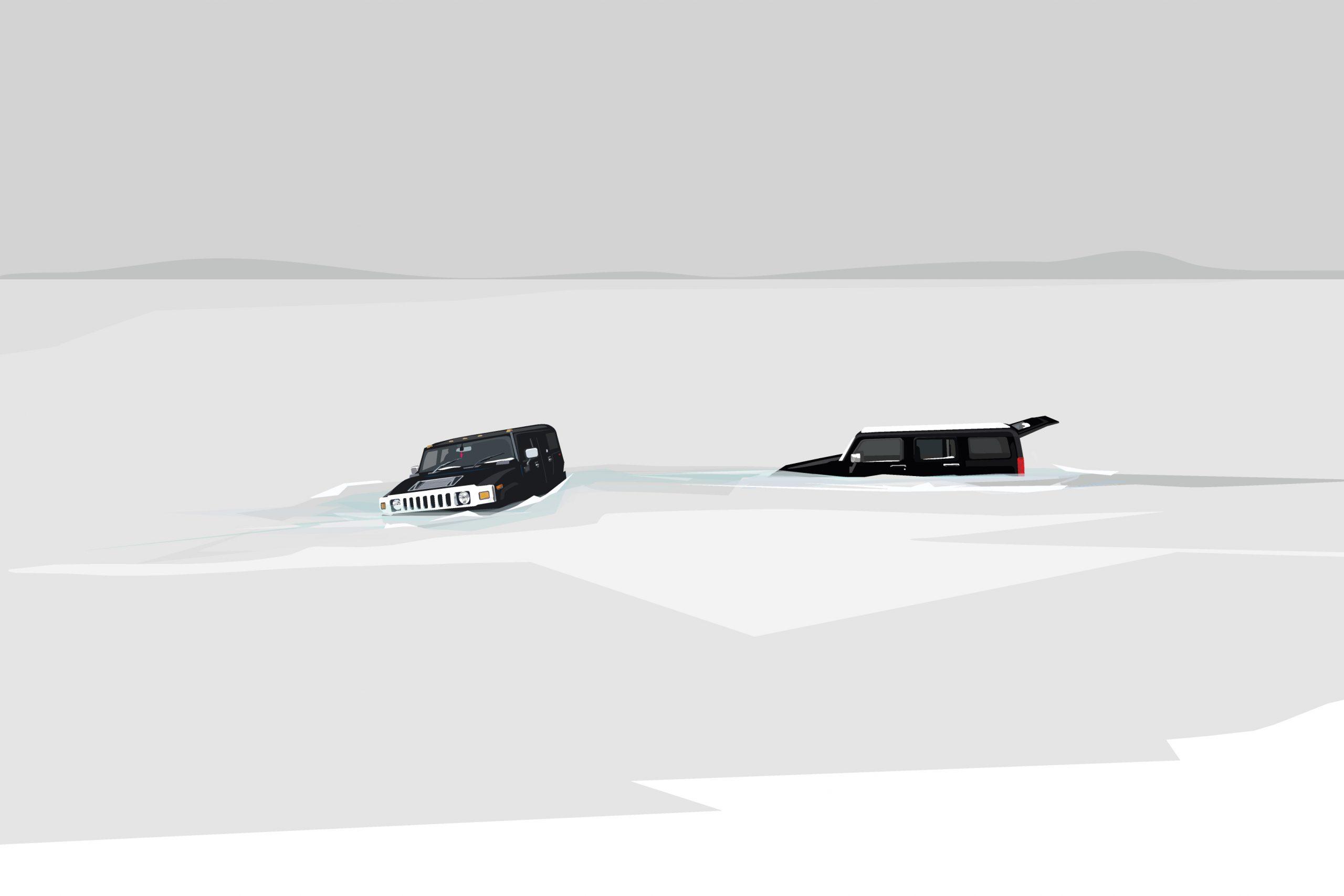 Balatoni incidens cápaillatú autóillatosítóval